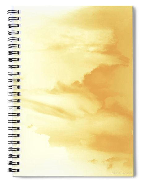 Abraham Spiral Notebook