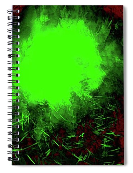 Abstract 52 Spiral Notebook