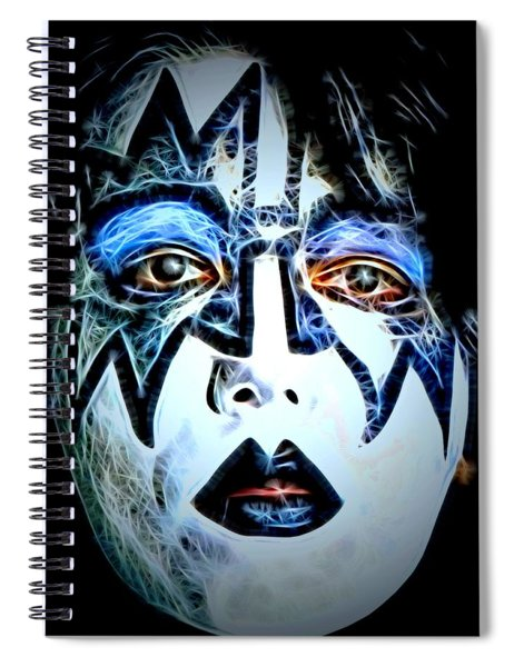 Ace Frehley Spiral Notebook