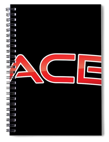 Ace Spiral Notebook