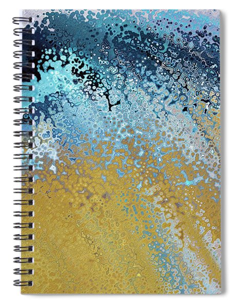 Acts 22 16. Why Are You Waiting Spiral Notebook