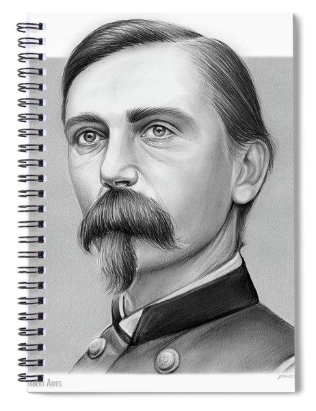Adelbert Ames Spiral Notebook
