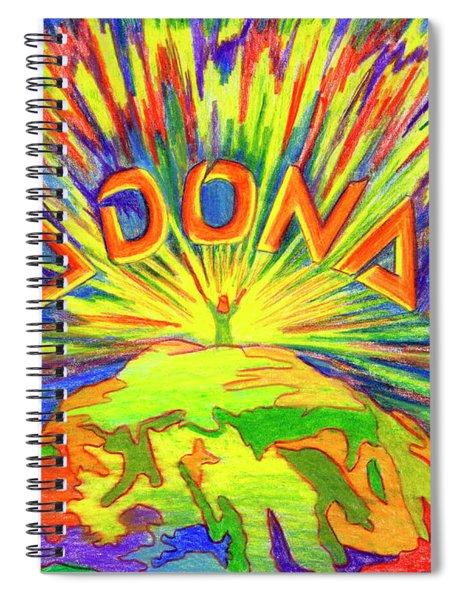 Adonai Spiral Notebook