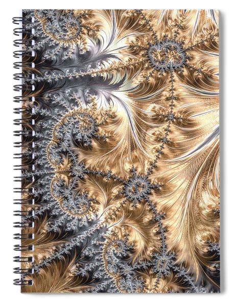 Advancing Innovation Spiral Notebook