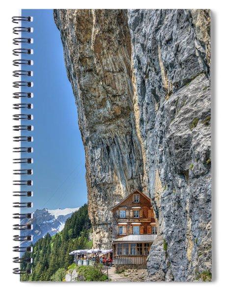 Aescher - Switzerland Spiral Notebook