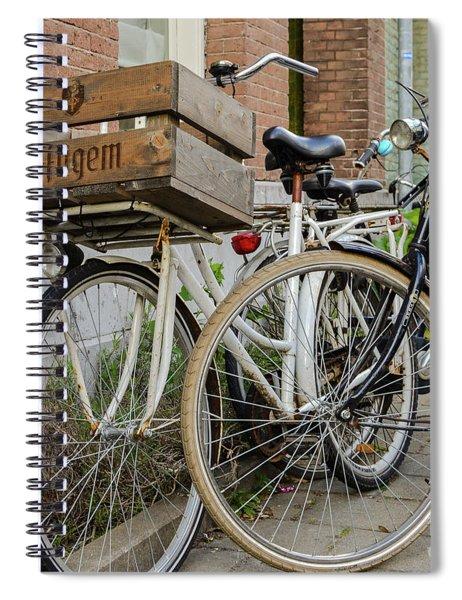 Affligem Blonde Spiral Notebook