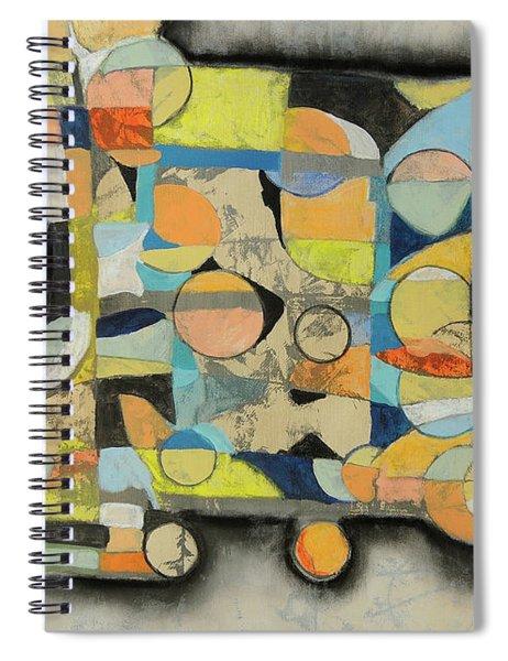 After The Beach Spiral Notebook