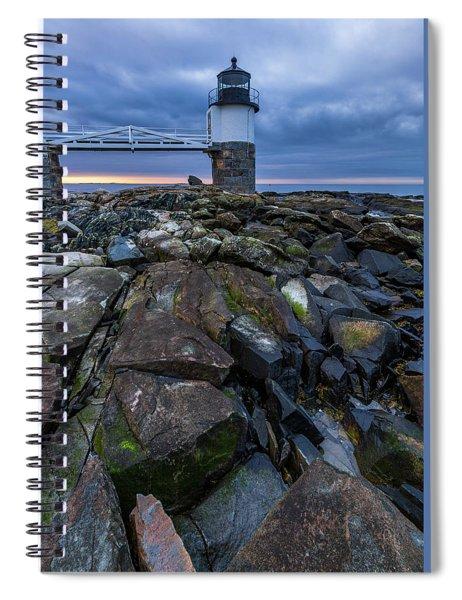 Aground Spiral Notebook