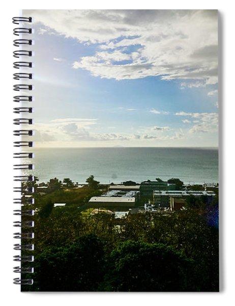 Aguada Sunset Spiral Notebook