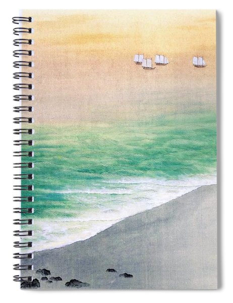 Akebonoiro - Top Quality Image Edition Spiral Notebook