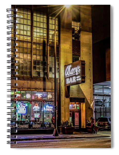 030 - Alary's Spiral Notebook