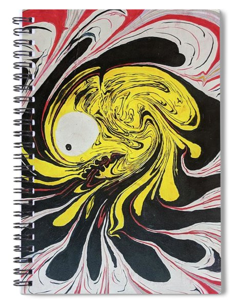 Alienated  Spiral Notebook