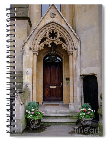 All Are Welcome Spiral Notebook