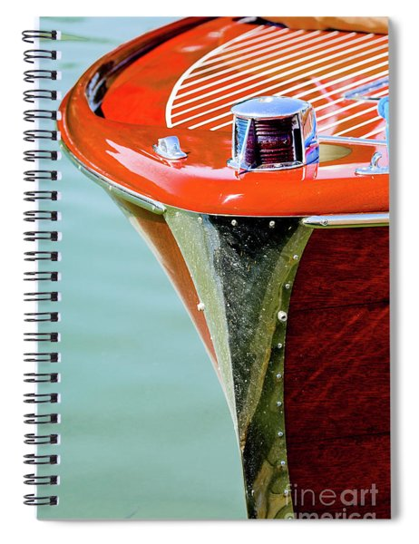 All Polished Up Spiral Notebook