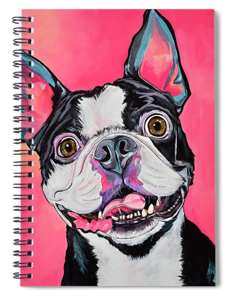 All Smiles Spiral Notebook
