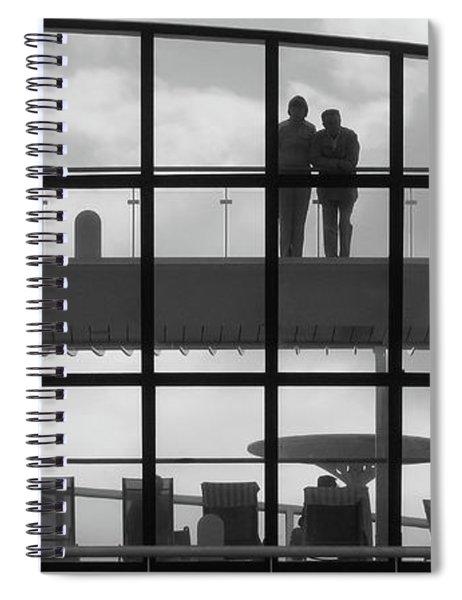 Alone. Together Spiral Notebook