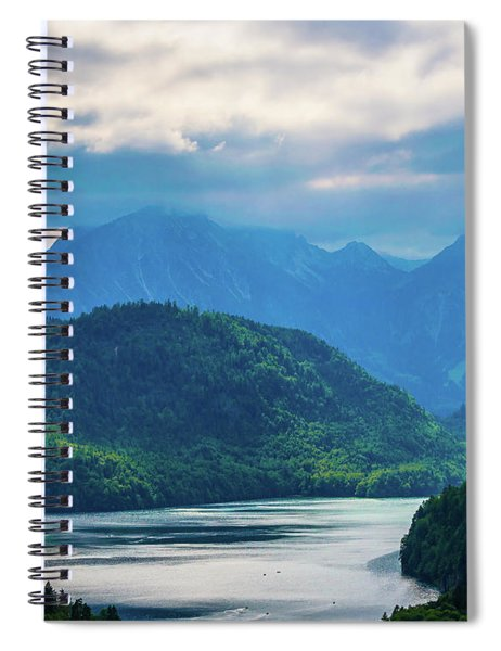 Alpsee Spiral Notebook