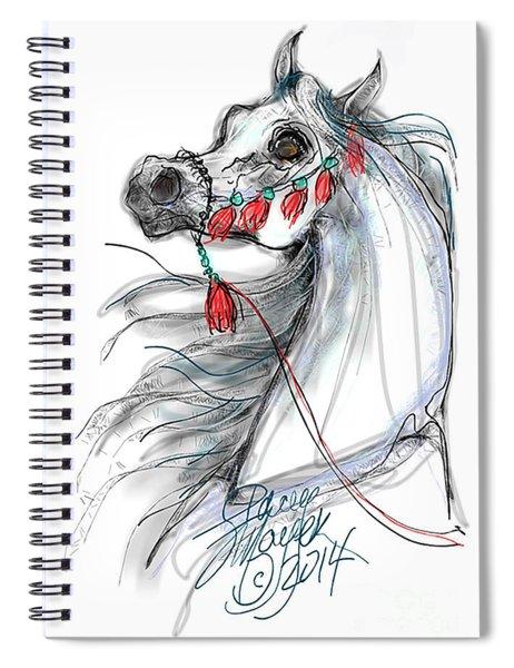Always Equestrian Spiral Notebook