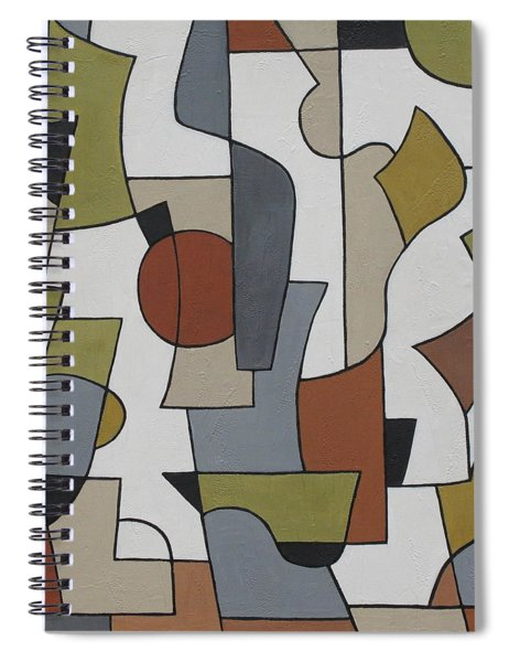 Ambagious Spiral Notebook