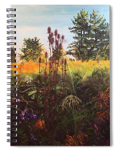 Amberley Green 1 Spiral Notebook