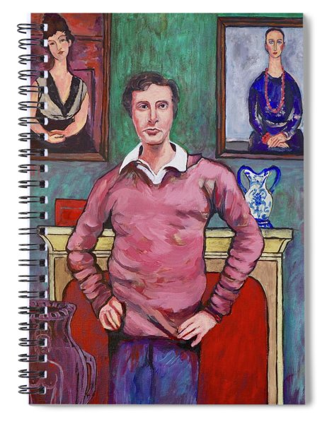 Amedeo Modigliani Spiral Notebook