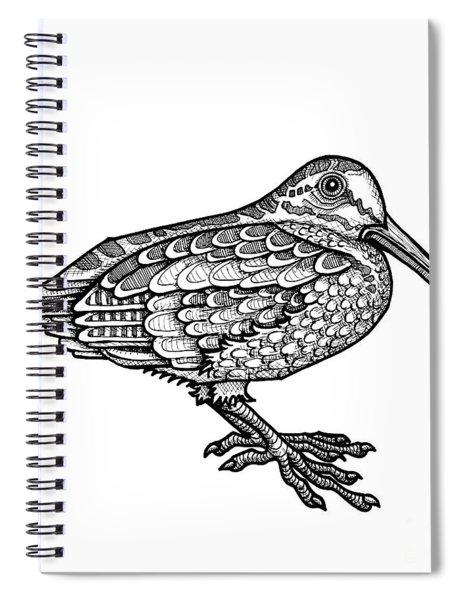 American Woodcock Spiral Notebook