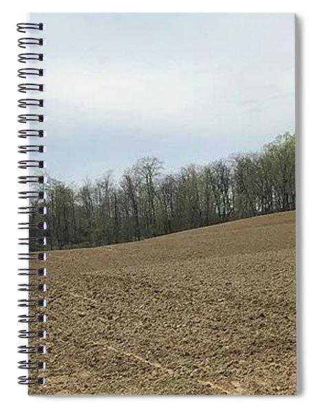 Amish Spring Spiral Notebook