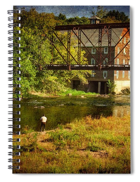 Ammerman Mill Spiral Notebook