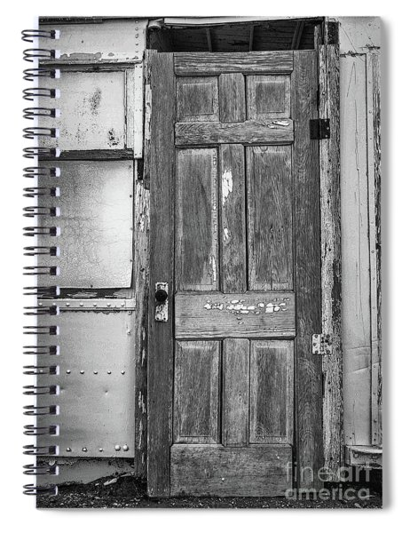 And Back On The Farm Spiral Notebook