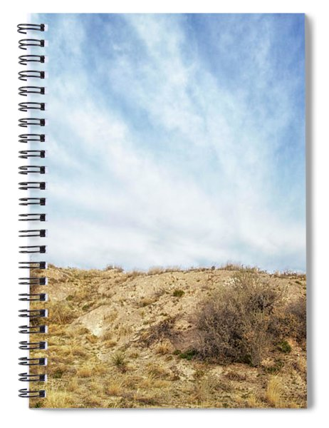 And Like Our Noble Heroes Spiral Notebook
