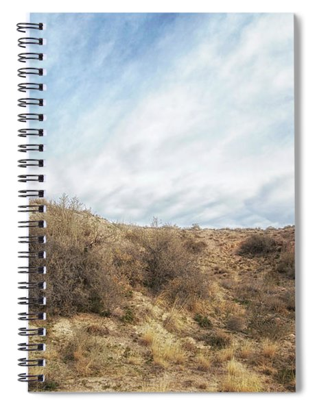 And Live The Quiet Life Spiral Notebook