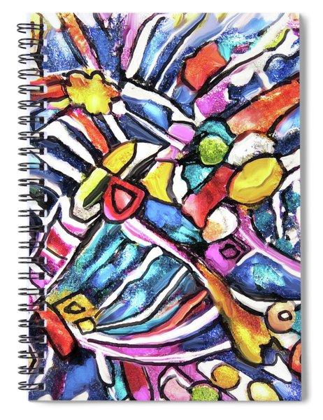 And The Band Played On Spiral Notebook