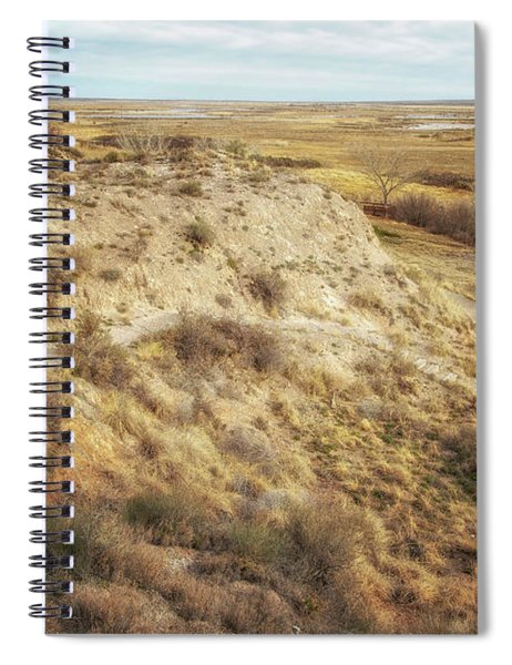 And Watch The Herds As They Move Along Spiral Notebook