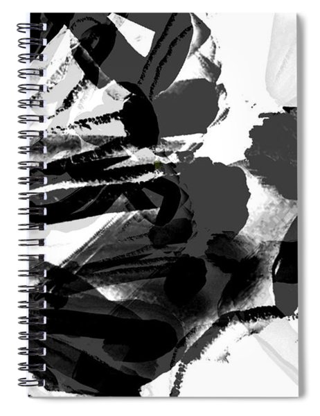 Anenome Spiral Notebook