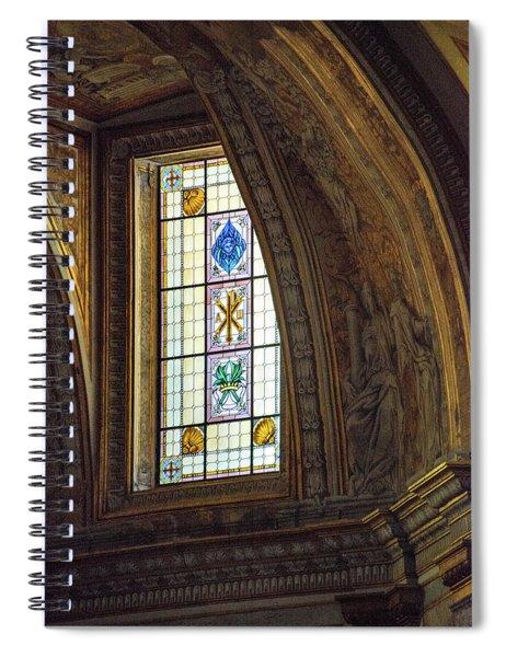 Angeli Spiral Notebook
