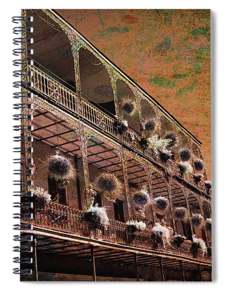 Angels In The Architecture Spiral Notebook