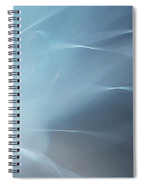Angels Wing Spiral Notebook