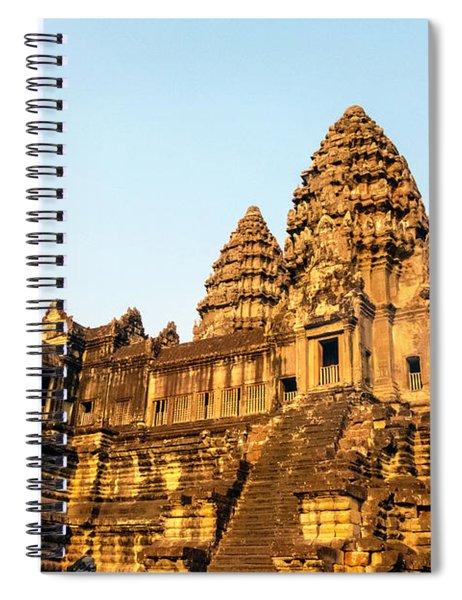 Angkor Wat Temple 1, Cambodia Spiral Notebook