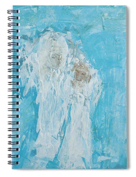 Angles Of Dreams Spiral Notebook