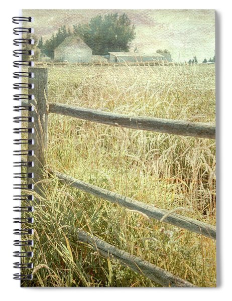 Another Fence Spiral Notebook