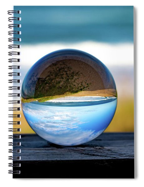 Another Look Through The Lens Spiral Notebook