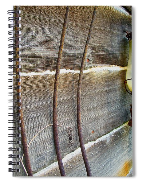Another Time Spiral Notebook