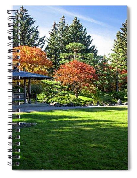 Another Zen Moment Spiral Notebook