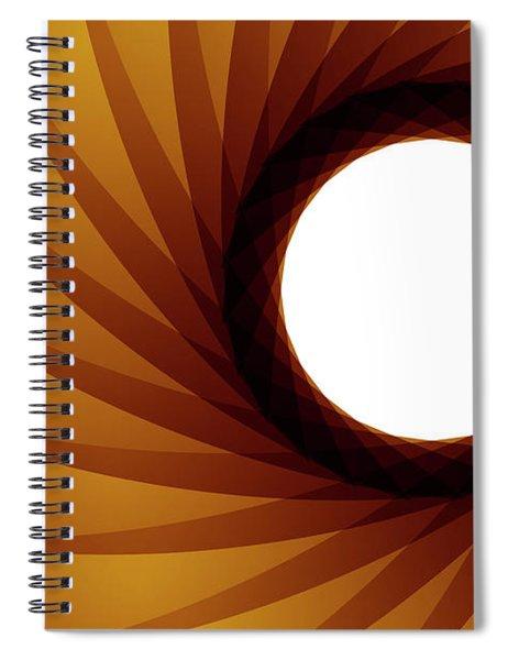 Aperture - Focus Spiral Notebook
