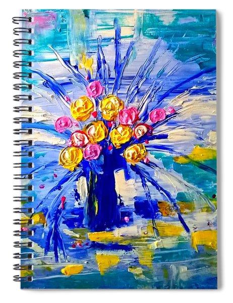 Apre Midi Spiral Notebook