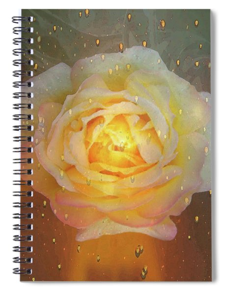 April Showers Spiral Notebook