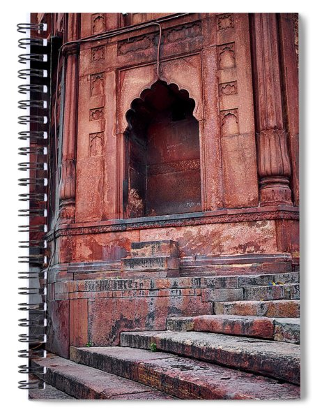 Arch Spiral Notebook