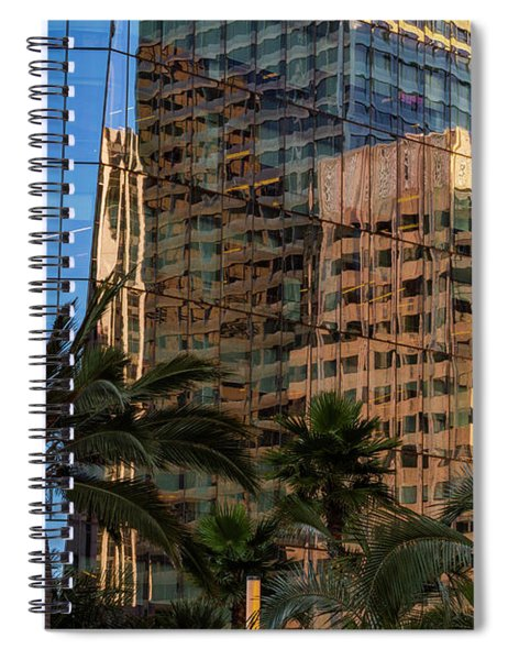 Architectural Reflections Spiral Notebook