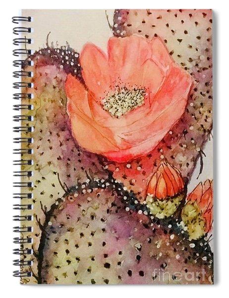 Arizona Is Blooming  Spiral Notebook