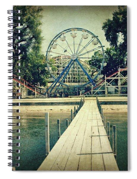 Arnolds Park Spiral Notebook